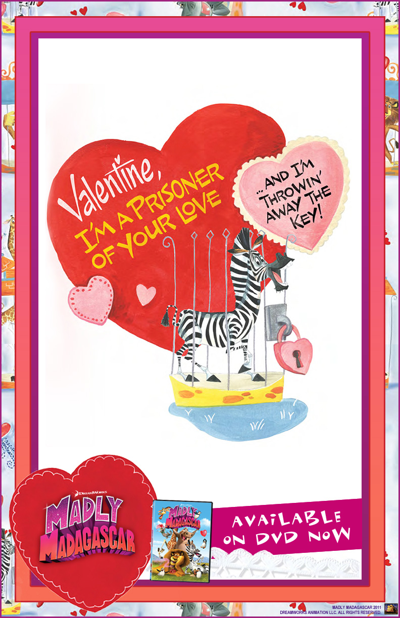 download these free madly madagascar valentines day e cards