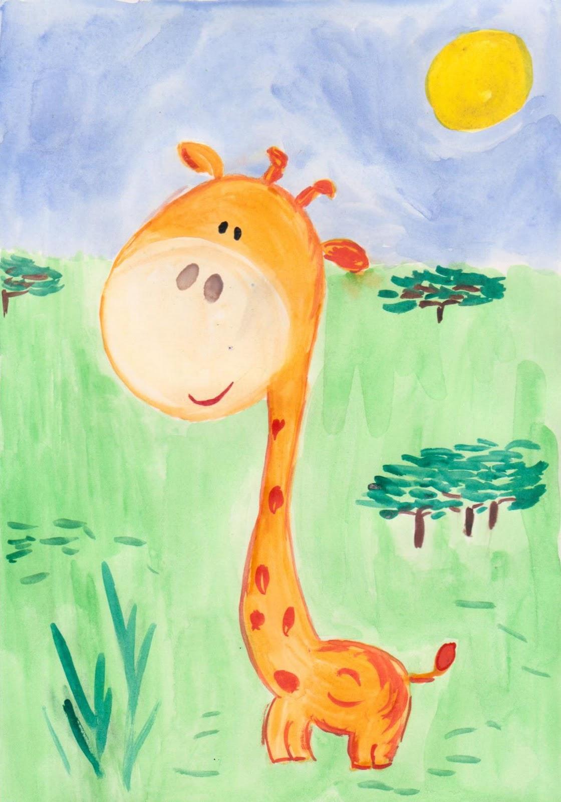 для детей рисунки фото