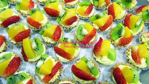 Fruit Tart  Ai-sha Puchong Jaya