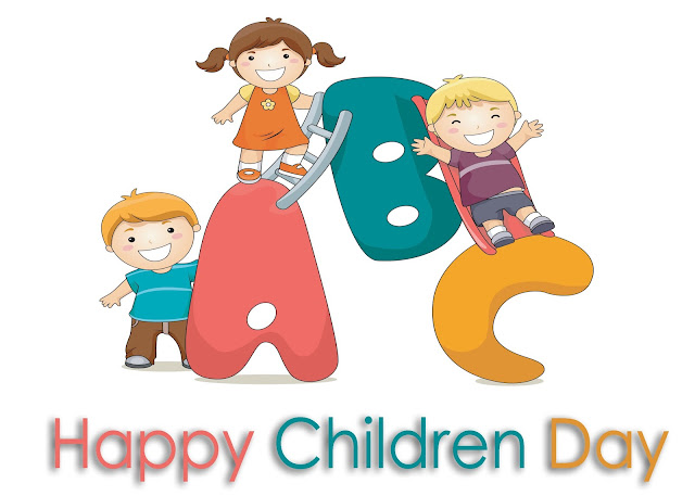 High Quality Wallpapers and Images of Happy Children's Day Wishes.