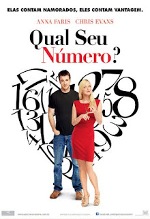 Filme Poster Qual é o Seu Número? DVDRip XviD Dual Audio & RMVB Dublado