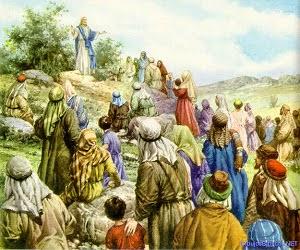 La Biblia enseña que pocos se salvan (click en la imagen).