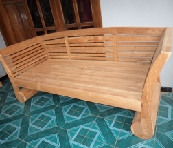 Contoh Furniture Garden jati