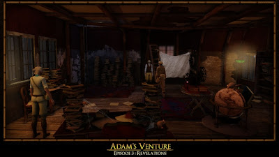 Adams Venture 3 Revelations (2012) Full Version PC Game Cracked