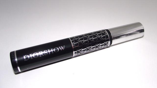 Dior Diorshow Reviw - 090 Noir Black