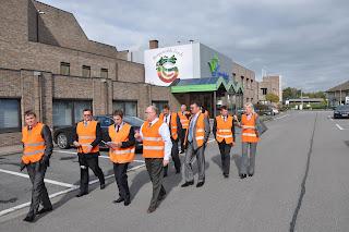 Трьохденний робочий візит до Королівства Бельгія.