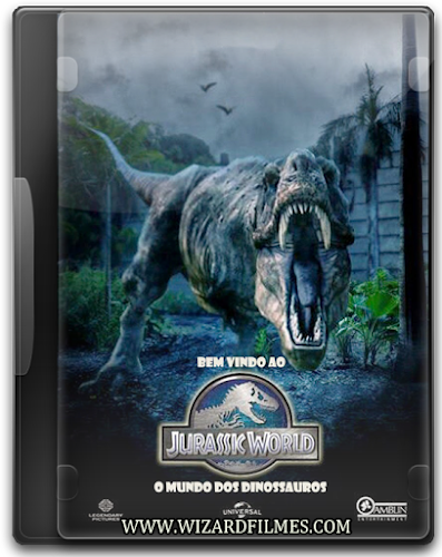 Jurassic World: O Mundo dos Dinossauros Torrent BDRip Dual Áudio (2015)