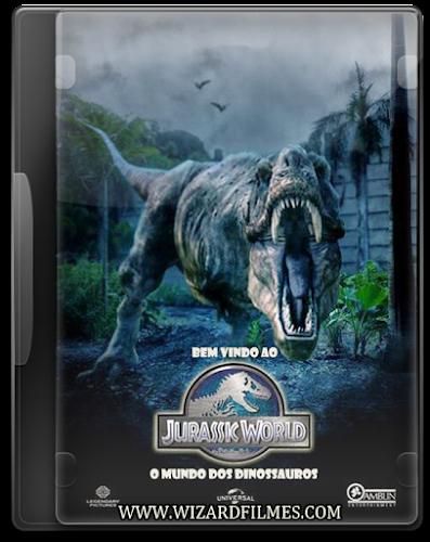 Jurassic World: O Mundo dos Dinossauros Torrent BDRip Dual Áudio (2015)