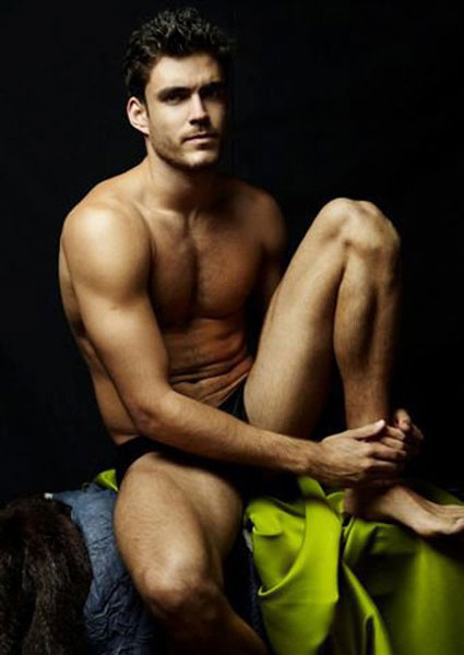 underwear model hot underwear for men fashion men underwear  Caio Cesar model