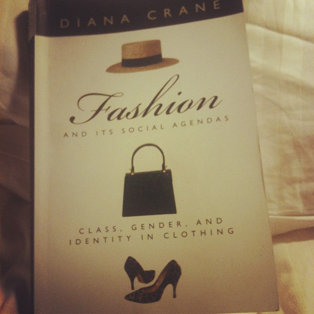 fashion and its social agendas by diana crane