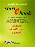 StartEbook: impara a utilizzare l'ebook