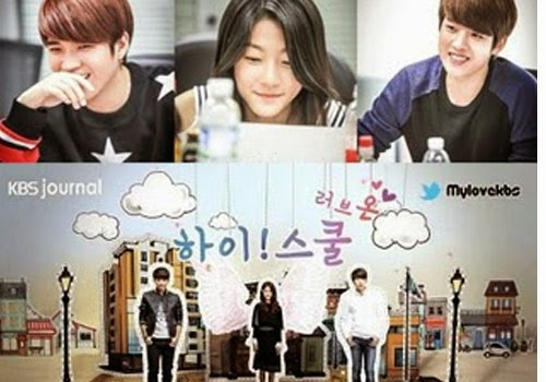 Sinopsis Drama Korea High School - Love On Episode 1-20