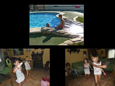 Solo yo zafarranco 2 mary kay piscina vichy for Piscina en catalan