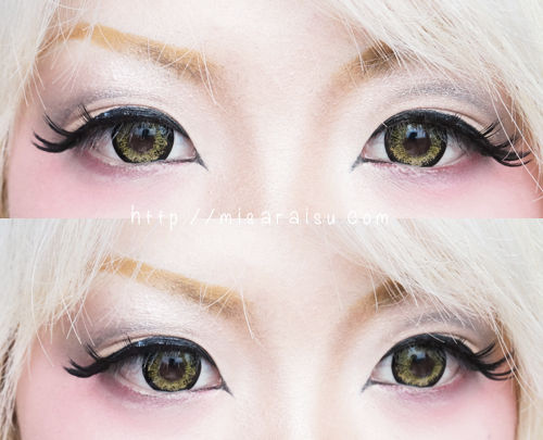 dolly eye makeup