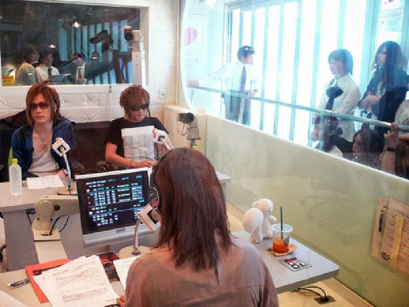 ONAIR MUSIC CHART - Uruha y Kai [2010.09.19] (TOKYO FM) Tokyofm3