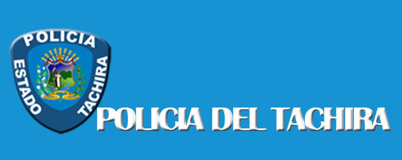 POLICIA DEL TACHIRA