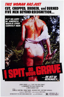 "31 Days of Horror Day 4 - ""I Spit On Your Grave"" (1978)"