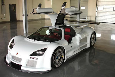 El Gumpert Apollo