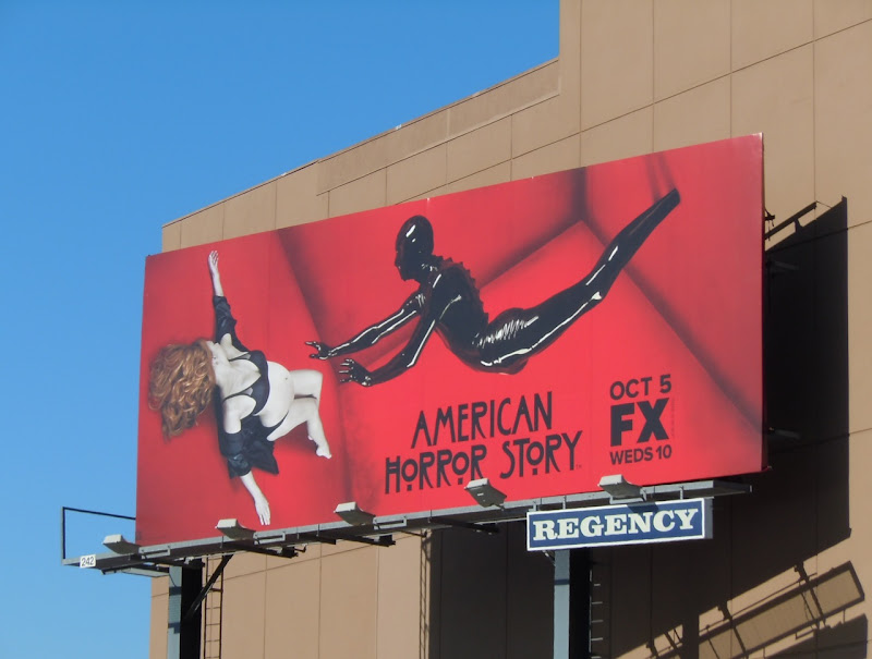 American Horror Story billboard