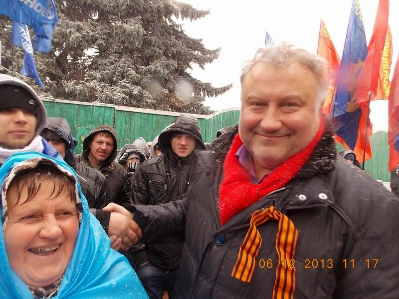 "Former MP, organizer of the ""Anti-Maidan"" movement Kalashnikov was murdered"