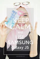 1st Winner Blogger Competition Samsung Galaxy J5 and J7