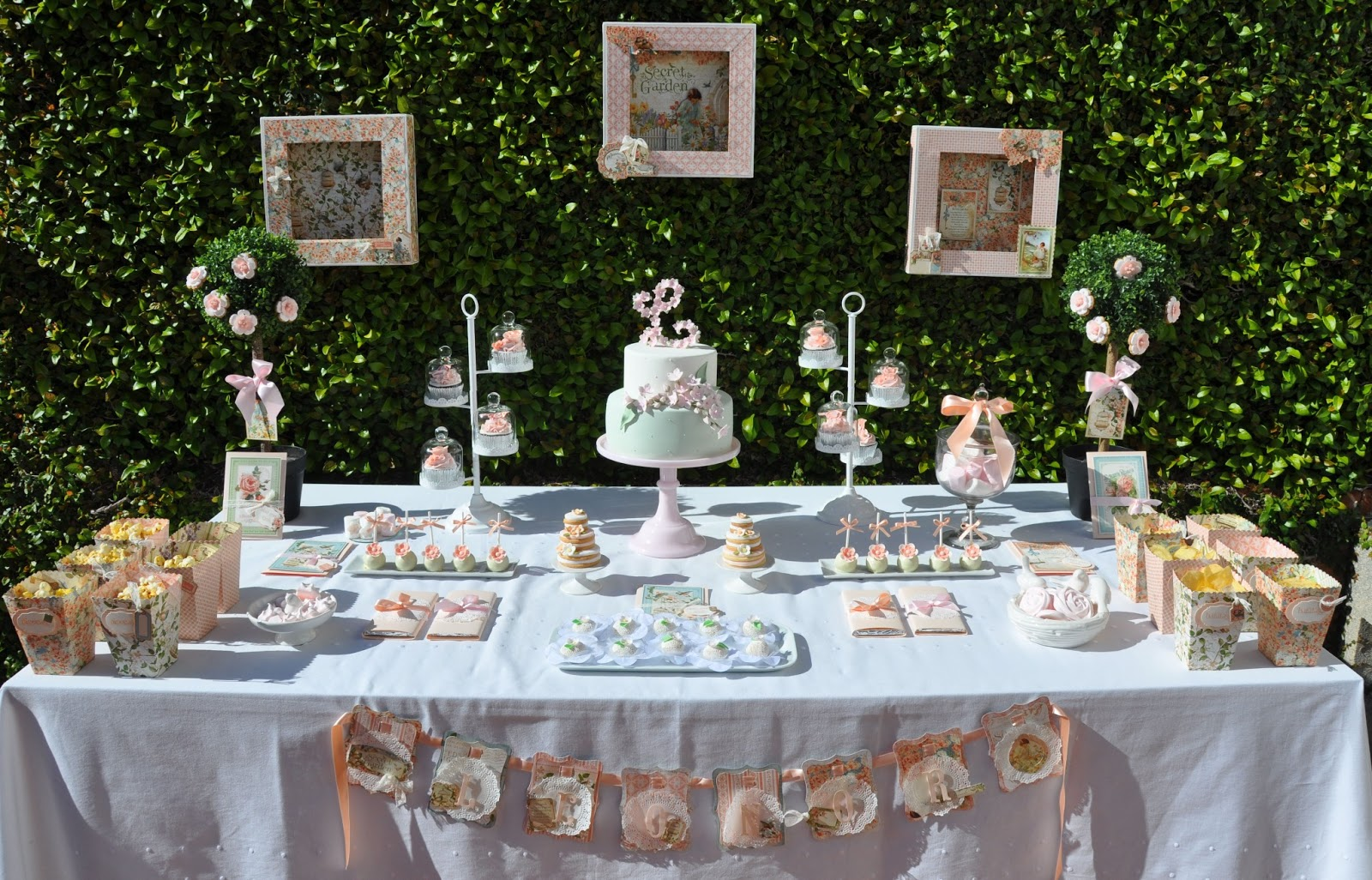 the blog secret garden themed party by patricia from miss lacitos