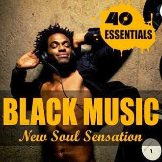 New Soul Sensation - Black Music - 40 Essentials