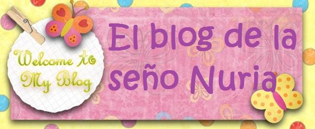 BLOG SEÑO NURIA INFANTIL