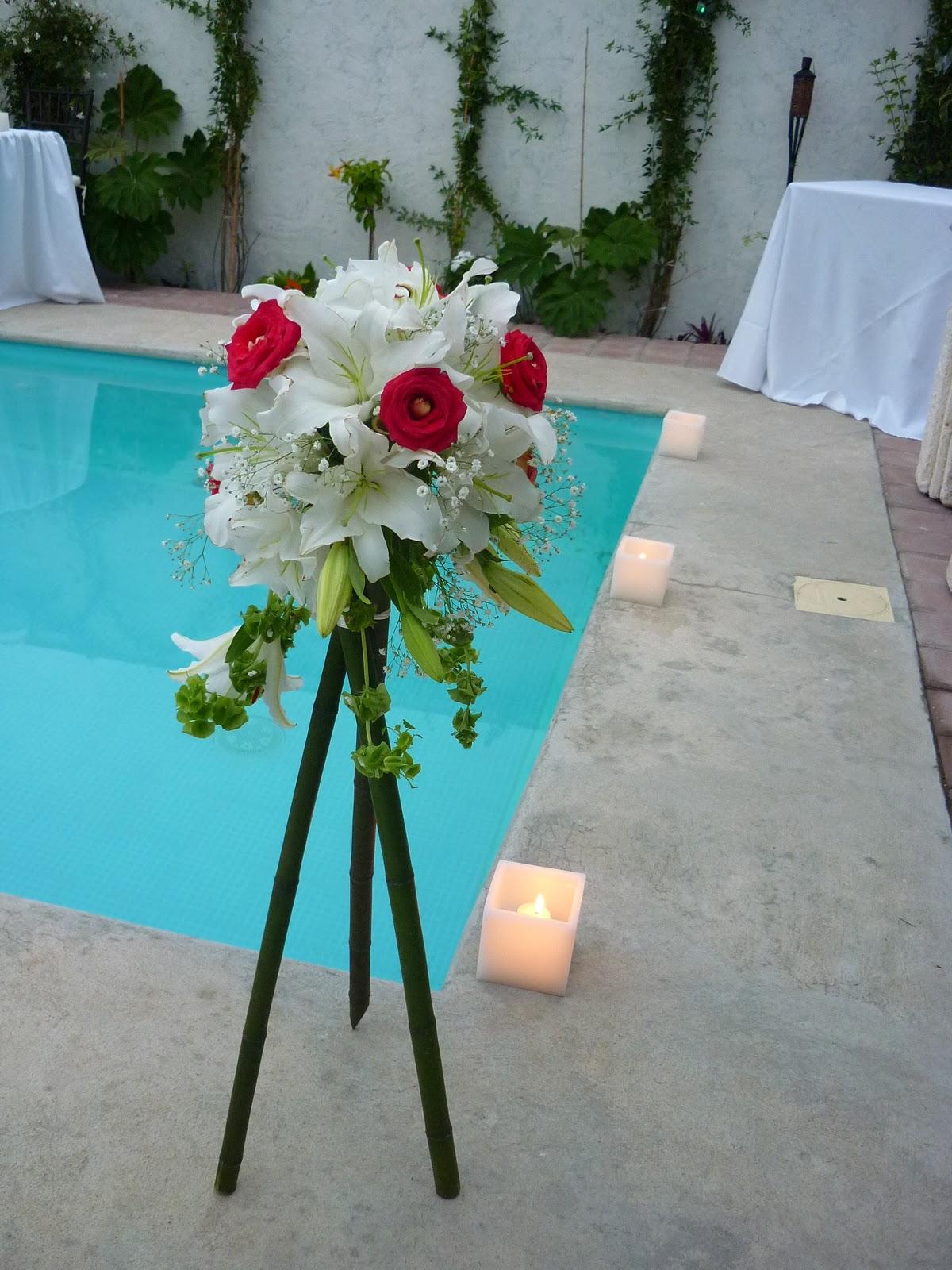 Aluzza atmosferas que iluminan ideas para decorar una for Ideas para decorar piscinas