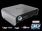 Tratase do Xtreamer Prodigy, o primeiro media player 3D da marca.