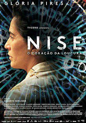 Filme Poster Nise – O Coração da Loucura