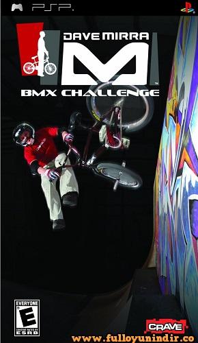 Dave Mirra BMX Challenge PSP