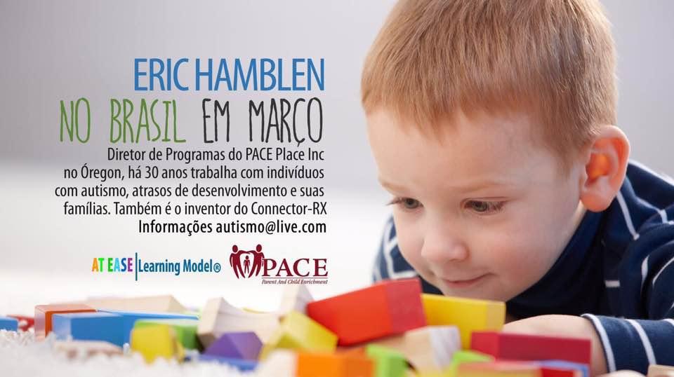 Eric Hamblen em março