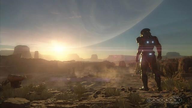 e3 2015 Mass Effect: Andromeda