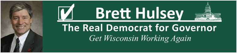 Brett Hulsey for Wisconsin