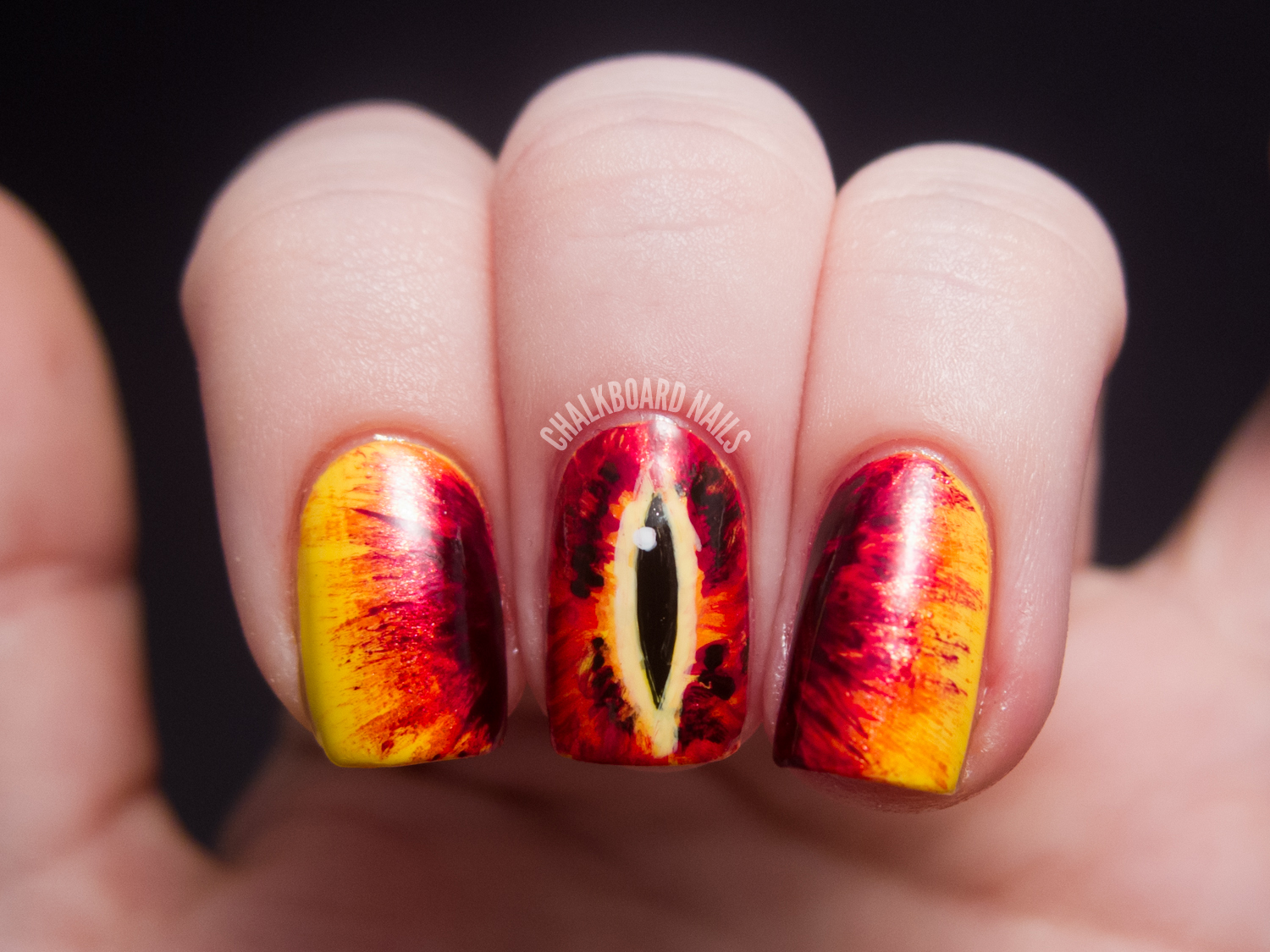 Nails !! Sauron1
