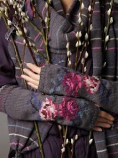 mitaines-tricot-rowan-floral-erika-knight