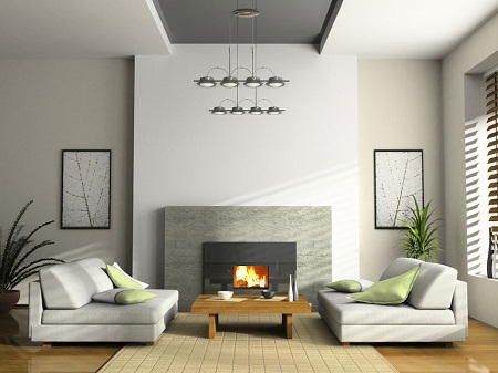 Small Living Room Paint Ideas Image