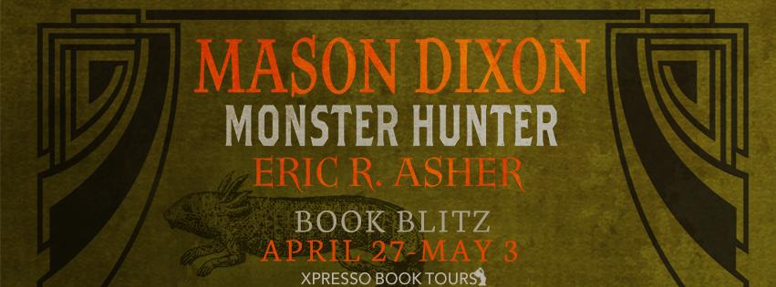 Mason Dixon Book Blitz