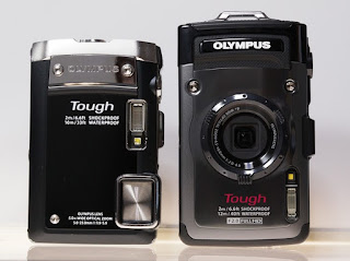 OLYMPUS Tough TG-1 と TG-810