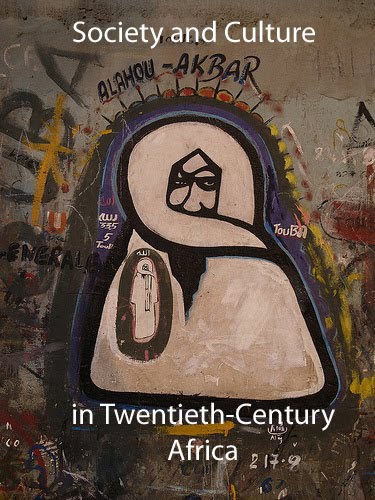 Society and Culture in Twentieth-Century Africa