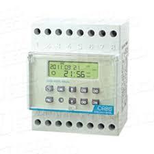 Interruptor horario y por fechas con programación automática