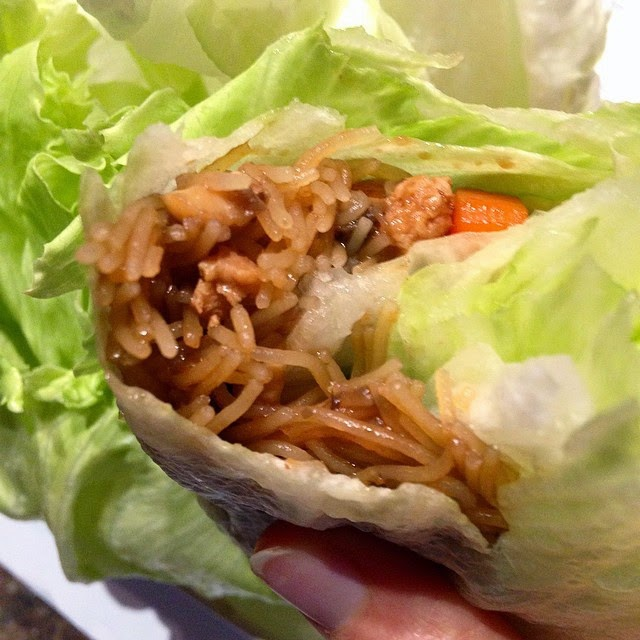 Sang Choi Bao Asian Lettuce Wraps