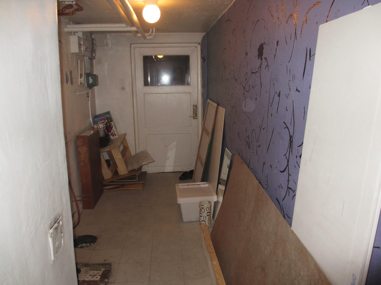 Pias planer: källaren   planen