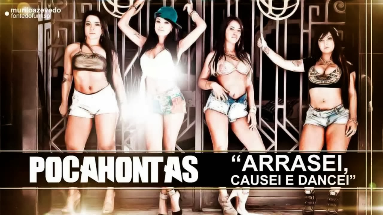 pocca Mc Pocahontas – Arrasei, Causei e Dancei – Mp3