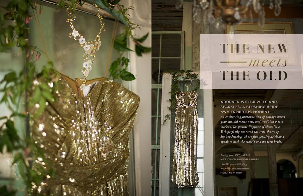 jupiter jewelry campaign merci new york jacqueline weppner grace ormonde wedding style advertisement