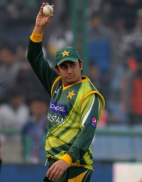 Saeed Ajmal Said I Want To Serve Pakistan As Long As I Am Fit