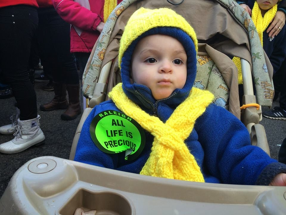 March for Life Washington DC 2015