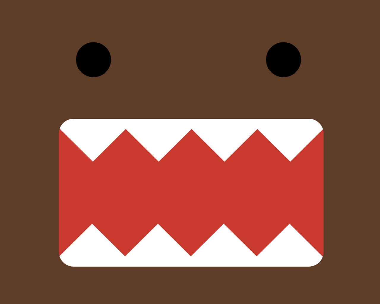 Domo-kun Wallpaper wallpapers