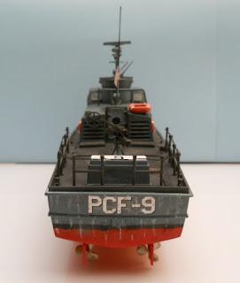 modelismo en plástico de barcos